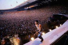 1985, stadium show