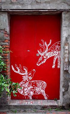 Lukang, Changhua, Taiwan