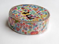 washi tape Mt Ex flower garden 15m x 10M Spring 2015 by danika58