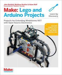 Make: Lego and Arduino Projects - Elektor