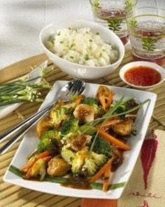Putenfleisch mit Brokkoli