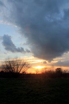 Sonnenuntergang  http://schatzkaetzchen.wordpress.com/