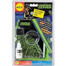 fingerprint kit, toys r us, 1399 toy