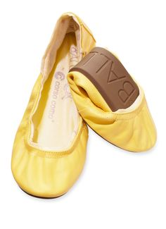 Stash a backup pair of foldable ballet flats in your bag and never be left  hobbling in heels