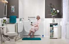 Easy to clean with Silver Shield Protection. Cleaner. Fresher. Healthier. Don't be fooled by the competition. Safe & Effective Protection. ADD: Built in seated showers ADD: Walk-in Bathtubs ADD: Barrier Free Showers ADD: Shelves & Carries for Out of Reach Items USE: Custom Placements of Grab Bars