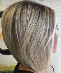 Check out these graduated bob hairstyles,from Short-Hairstyles: Graduated bob haircuts have been the most unique and stylish looks for years. They're great for almost any hair type and a graduated haircut can make a nice statement of your facial features and make your face look slimmer. Graduated bob haircutsare generally shorter and textured at the [...]