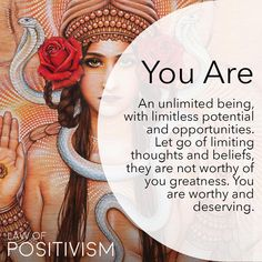 """Law Of Positivism on Instagram: """"Do you know how powerful you are? You are not here because the world exists, the world exists because you are here! It is your expectations…"""""""