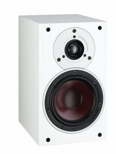 HIDEF Lifestyle DALI - ZENSOR 1 - Bookshelf Speaker in White(pr) - Speakers - Audio The Most Trusted AV Source