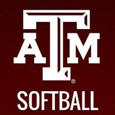Texas A&M Softball - Logo