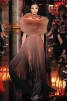 Fall 2014 Couture Style Recap: Best Looks from all the shows  Elie Saab Image by Yannis Vlamos via indigitalimages.com