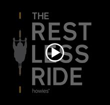 The Rest Less Ride film. Documenting a 125 mile cycle ride across Wales overnight.