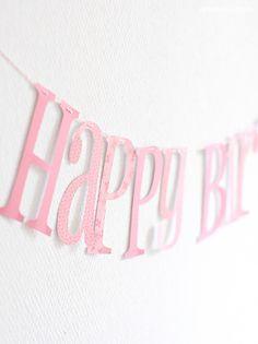 aentschies Blog: Happy Birthday Girlande - Free Printable http://aentschie.blogspot.de