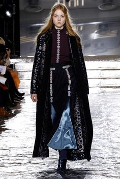 Peter Pilotto Fall 2016 Ready-to-Wear Fashion Show