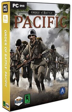 Order of Battle Pacific PC Game Download Full Version | Freeware Latest