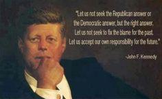 Senator, you're no Jack Kennedy