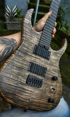 Hufschmidt guitar