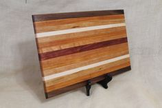 Hardwood Cutting Board or Carving Board in by WoodentItBeNice