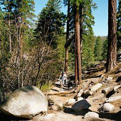 Castle Rock at Big Bear Lake, CA