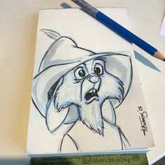 Ok it's not a duck tails sketch but it's my other favorite Disney property I love and I have never drawn anything from this film so I gave it a try with Skippy. I may do a few more since I love character designs from this film. #sketch #disney #disneyart #art #animation #robinhood #work #pindesigner #personalwork