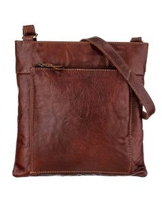 Treats Crossbody – Vesker – Cognac