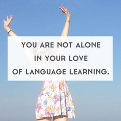 Insecurities of a Language Learner (+ how to overcome them) #language #study #blog