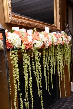 Real Weddings: Victoria + Daniel | A Southern Tradition  - See More Great Ideas from DriedDecor.com