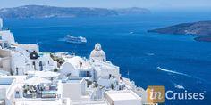 Острова Греции не оставят вас равнодушными. http://traveldreams.incruises.com