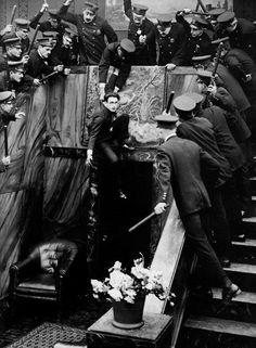 Harold Lloyd in Bumping Into Broadway (1919, dir. Hal Roach)