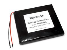 Image of AT: 11.1V 16000mAh (75150168) Heavy Duty Li-Poly Battery Pack with PCB (DGR-A)