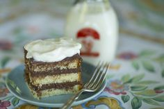 Chocolate Icebox Cake: Tinkering with Tradition | Sometimes hand-me down family recipes need a little nudge to make them suit today's tastes. In the case of my grandma's icebox cake, she traditionally labored over creating homemade pound cake and then paired it with homemade chocolate mousse-like pudding. My mom updated it for her day by using Jell-O pudding instead. It was tasty […]
