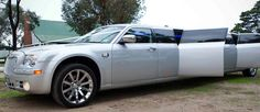 A touch of luxe for your wedding transport! A Touch Of Silver Chrysler Limousines. will be back at our 20th anniversary event in 2013! Come and check them out! The Melbourne Bride Wedding Expo 15th & 16 June 2013.
