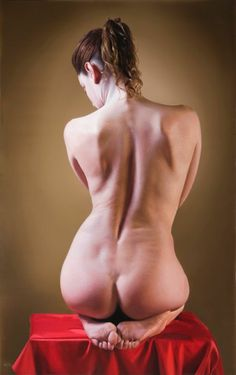 image Photorealistic painted nudes of bernardo torrens