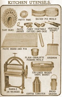 Household management and Servants of the Victorian Era