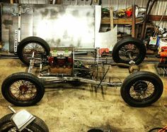 Projects - John Gerber's 1920's sprint car | The H.A.M.B.