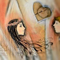 Anioł Miłości i Małżeńskiej Zgody - prezent na ślub dla nowożeńców