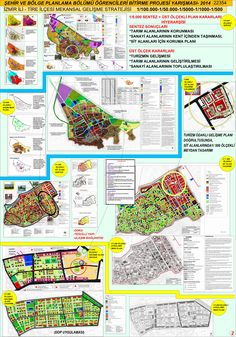 stratejik planlama örnekleri - Google'da Ara Urban Analysis, Site Analysis, Landscape Architecture Design, Landscape Plans, Plan Maestro, Urban Design Plan, Urban Planning, Presentation Design, Design Projects