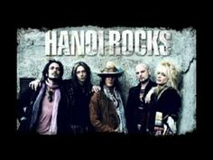 Hanoi Rocks - Heaven is Gonna be Empty (Pearl Harbour cover)