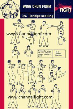 Wing Chun Form- Bridge Seeking 3/6