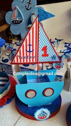 cumpleaños nautico infantil - Buscar con Google