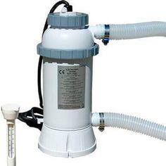 Intex Electric Heater - H2oFun Ltd
