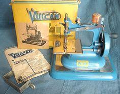 MUSEO DE COSTURA: VULCAN máquinas de coser