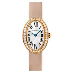 Cartier watch. The first thing I will buy my mom when I make millions, haha!