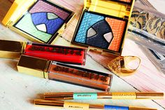 Santigold and Smashbox: Spring Makeup Collaboration