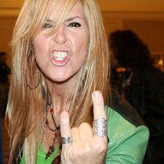 Lita Ford, Class Ring, Rings, Jewelry, Fashion, Moda, Jewlery, Jewerly, Fashion Styles