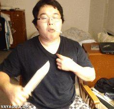 Los asiáticos son unos tipos muy duros y peligrosos