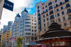 📷 @jlajaus 2017. Madrid, Gran Vía