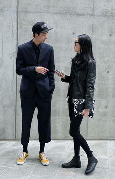 sohong:  140325 Seoul Fashion Week
