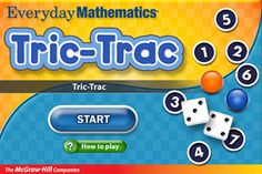 I use Everyday Math in the classroom and the kids love the games.  They play the games on the Smarrtboard but they are available for ipad as well. Keep on eye out for it because periodically they are for free.