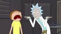 When Fandom Goes Wrong: Destructive 'Rick and Morty' and 'Breaking Bad' Fans Must Relocate Their Chill Rick And Morty Image, Rick And Morty Comic, Rick And Morty Quotes, Rick And Morty Poster, Pintura Hippie, Ricky Y Morty, Rick And Morty Stickers, Rick And Morty Characters, Animation