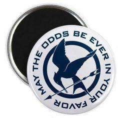 Hunger Games pin!